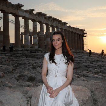 Ariana Rockefeller: Η πρόσφατη επίσκεψη της στην Αθήνα και η αγάπη της για την Ελλάδα