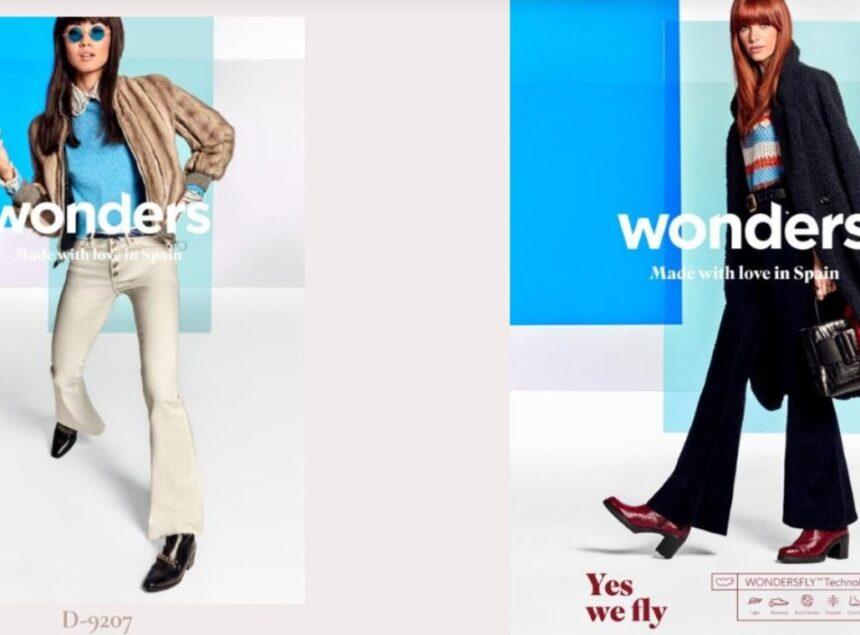 Η νέα φθινοπωρινή συλλογή υποδημάτων Wonders Shoes
