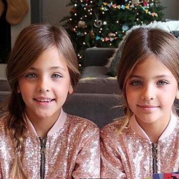Τα δίδυμα που θεωρούνται τα ομορφότερα κορίτσια στον κόσμο